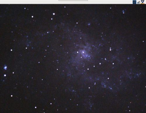 Raspberry per l'astronomia